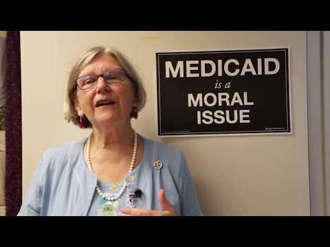 Sr Simone Campbell Calls on Senator Heller to Vote NO on healthcare repeal