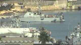 Israeli Navy Boards Gaza Protest Boats