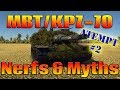 War Thunder MBT Kpz 70 Nerfs And Misconceptions Attempt 2 MBT 70 Gameplay mp3