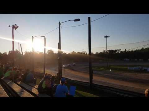 Bemidji Speedway Amod feature 7.23.2017 3-3