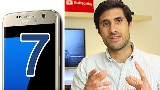 Samsung Galaxy S7 - Primeiras Impressões!