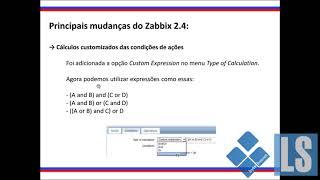 Monitoramento Zabbix Avançado