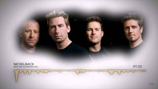 nickelback what are you waiting for lyrics uk2014s