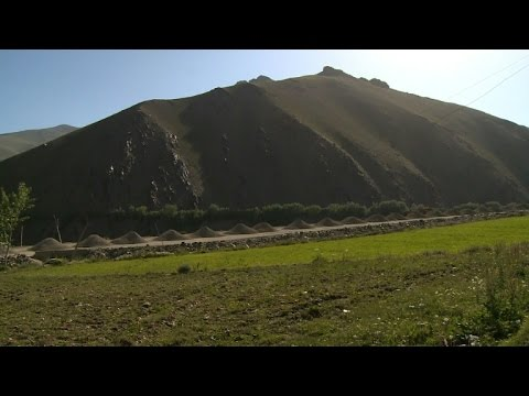 Afghanistan's buried minerals a source of wealth and strife