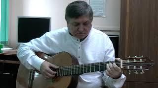 Цыганочка на гитаре
