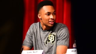 Dallas Walton Signs with CU Basketball