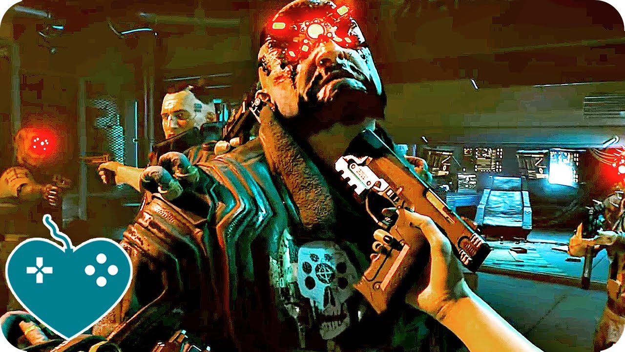 CYBERPUNK 2077 First Gameplay Reveal (2019)