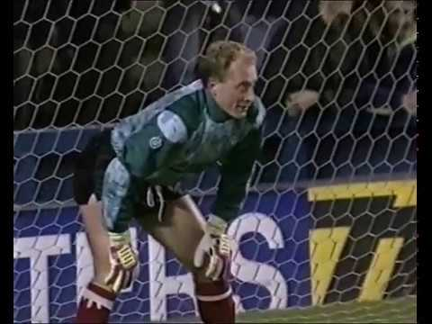 League Cup goals (Oct 6 and 7, 1992)