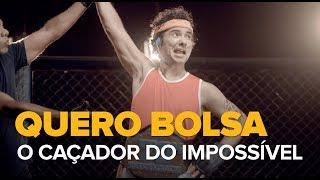 Marco Luque vira herói do atendimento do Quero Bolsa | MMA