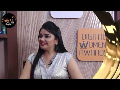 Himani Mishra | Digital Women's Award 2018 Winner | Women Entrepreneur