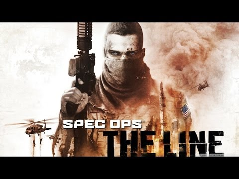 Spec Ops: The Line Game Movie (All Cutscenes) 1080p HD