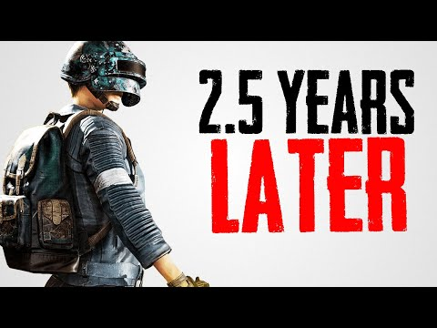 Is PUBG Worth Playing 2.5 Years Later?