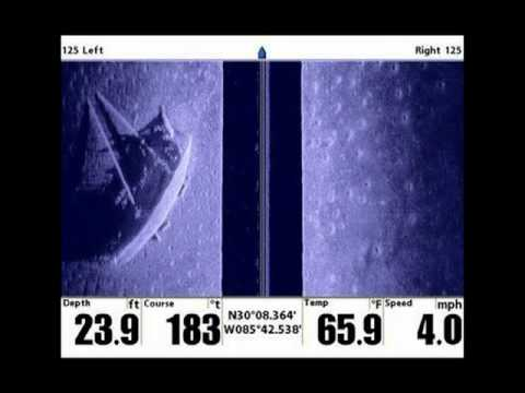 really see what's under your boat with the hummingbird depth, Fish Finder