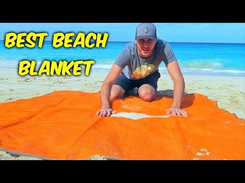 I Didn't Know Beach Blanket Can Do That!