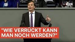 """""""Wir müssen uns wehren!"""" - Bernd Baumann in hitziger Debatte zur Ausbreitung des Islamismus"""