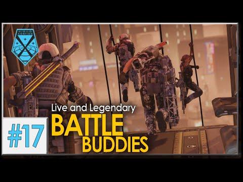 XCOM 2: Live and Legendary #17 - BATTLE BUDDIES