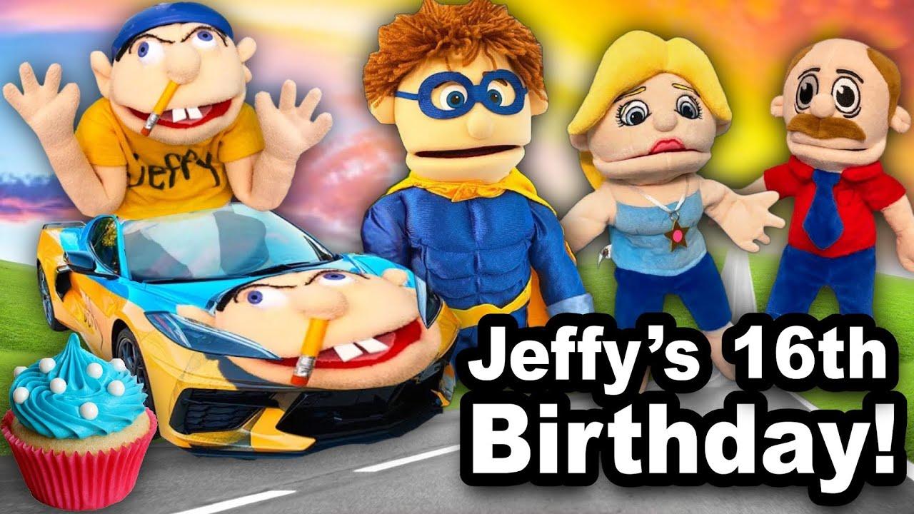 SML Movie: Jeffy's 16th Birthday!
