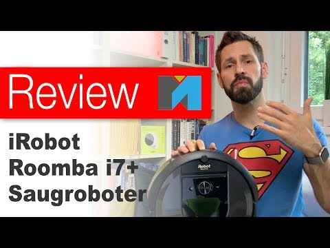 Review: iRobot Roomba i7+ Teuer! Aber gut? 🤔 [deutsch]