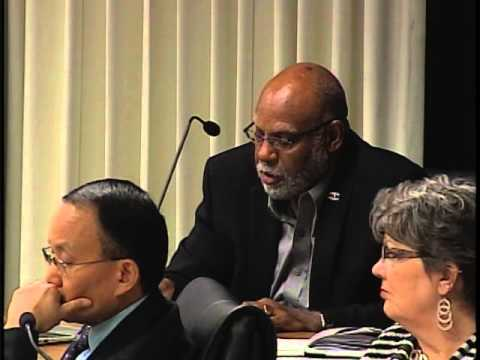 Governing Board Meeting - February 24, 2015