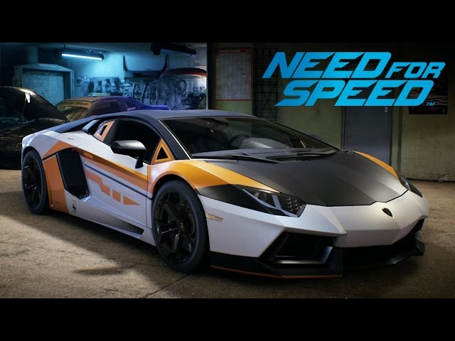 Need For Speed 2016 on HD 7990 Full Setings PC