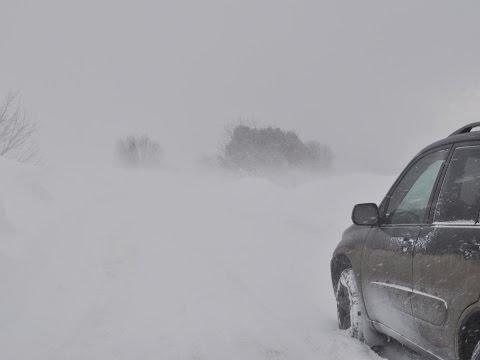 Из-за ухудшения погоды службы перевели в режим повышенной готовности