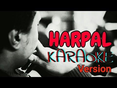 HARPAL - Nepali Karaoke Song (Track) | Deepak Bajracharya