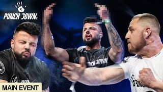 PUNCHDOWN #2 - Extra Fight (Lupa vs Dzik Warsaw Shore)
