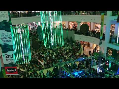 Independence celebrations at LuckyOne mall