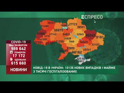 Коронавирус в Украине: статистика за 23 декабря