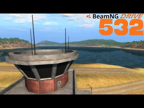BEAMNG DRIVE #532   Sulaco Bay   Let's Play BeamNG Drive mit GCG [Alpha] [HD]