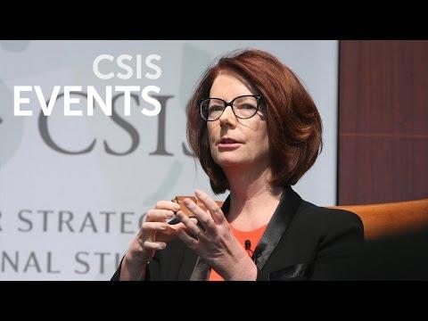 Smart Women, Smart Power: The Global Education Agenda - A Conversation with Julia Gillard