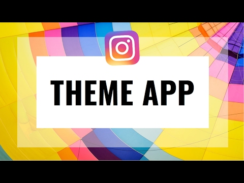 11 Theme Ideas Using Preview App - Instagram #FeedGoals
