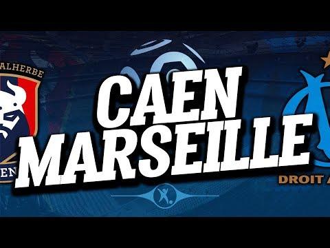 🔴 DIRECT / LIVE : CAEN - MARSEILLE // Club House