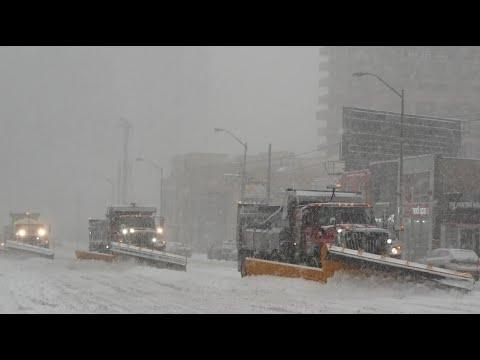 Today Winter Snow