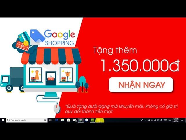 [websale_vn] Hướng dẫn tạo quảng cáo Google Shopping chỉ trong 3 bước với công cụ 3F