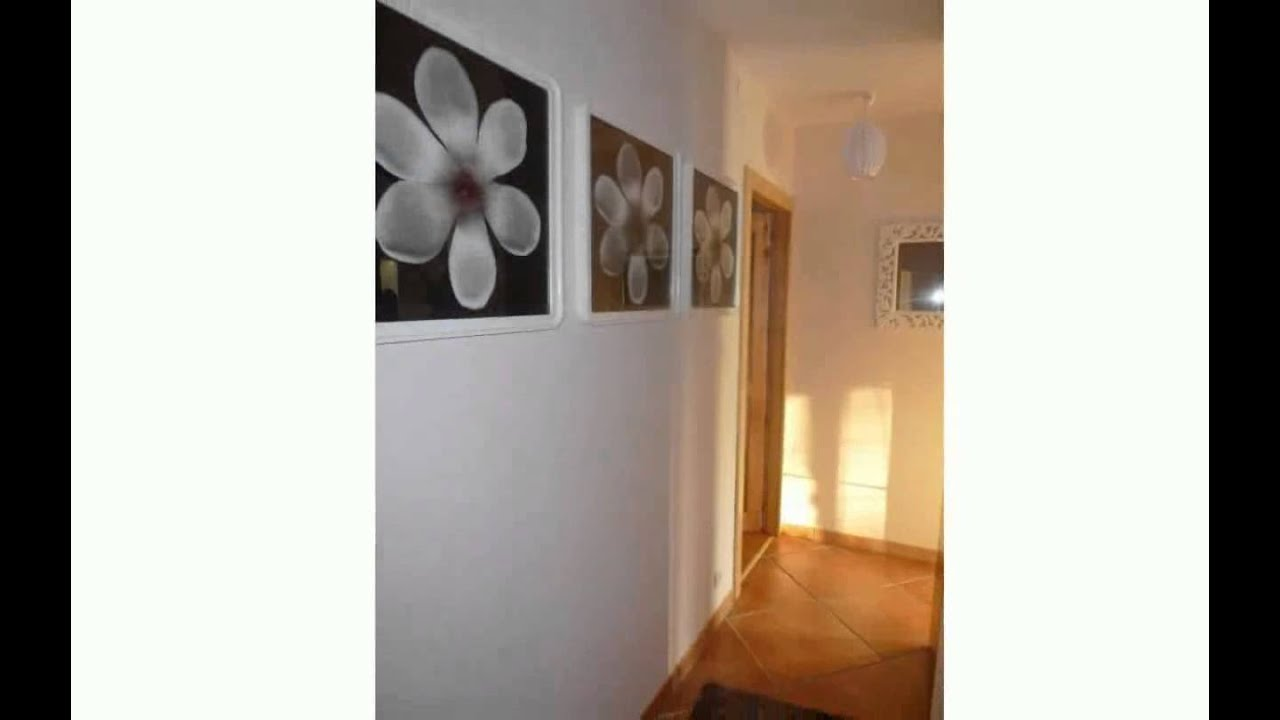 Decoration couloir youtube - Decorer un couloir etroit ...