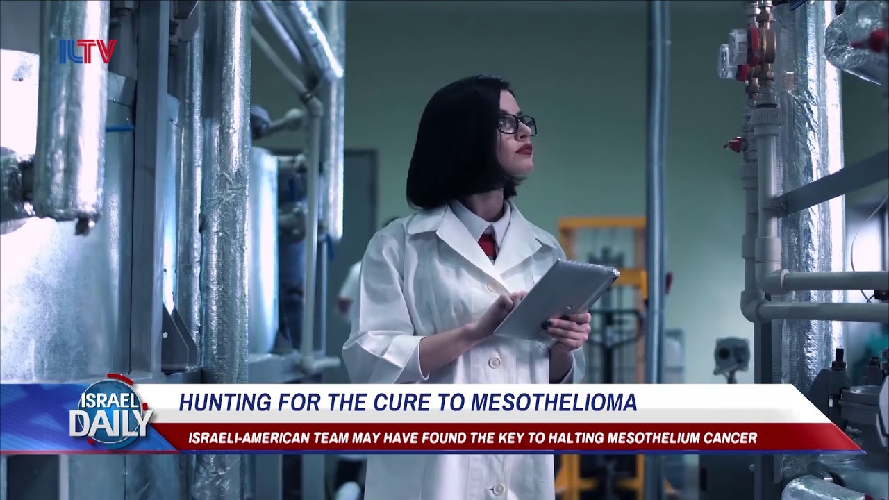 Israeli-American Team May Have Found Cure For Mesothelioma