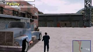 Driver 2 - Rio secret car