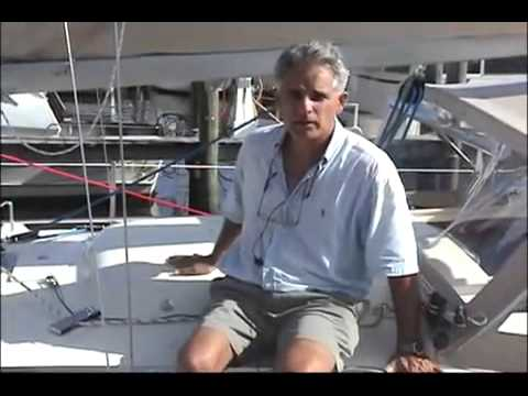 32RK Seaward Deck Overview
