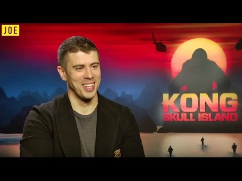 Toby Kebbell on perfecting Kong's roar and playing a Batman villain