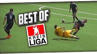 BEST OF KREISLIGA 2018 😂 Fouls, Rote Karten & Fails! Die lustigsten Momente in der Kreisliga PMTV