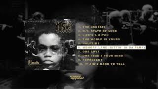 Nas - Memory Lane (Sittin' in Da Park) (Live) [HQ Audio]