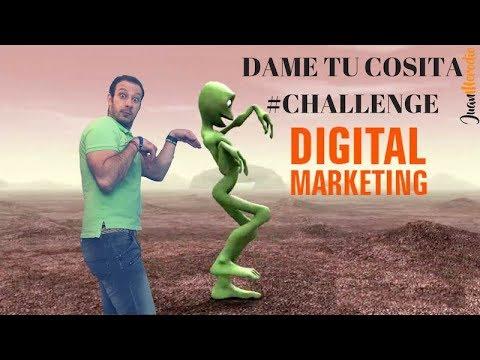 Dame tu Cosita CHALLENGE ¡Es momento de esta Acción de Marketing!