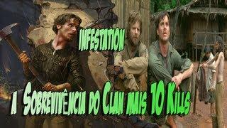 infestation a Sobrevivência do Clan mais 10 Kills