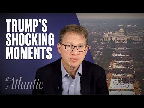 The Atlantic Bears Witness to Trump's DestructivePresidency