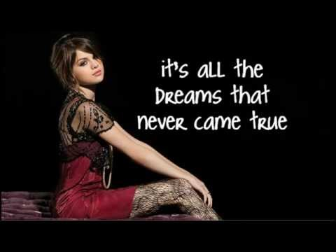 Selena Gomez & The Scene - Hit the lights with lyrics on screen HD.mp4