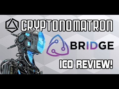 BRIDGE PROTOCOL ICO Review! Secure, Digital Identities on the Blockchain! IAM