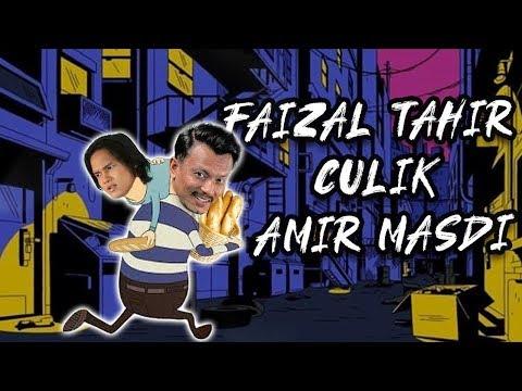 Free Download Faizal Tahir Culik Amir Masdi Pergi Beli Roti Mp3 dan Mp4