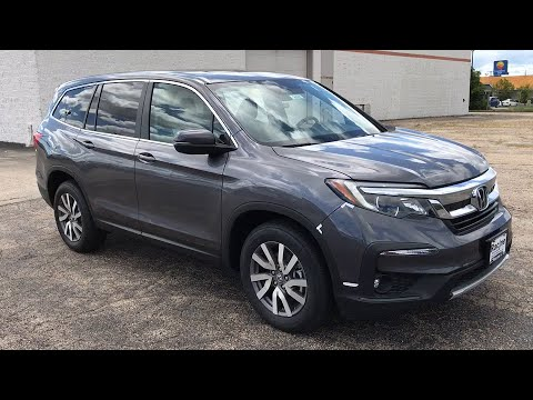 2019 Honda Pilot Racine, Kenosha, Milwaukee, Greenfield, WI, Gurnee, IL 56511
