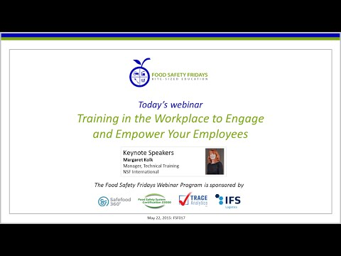Training in the Workplace to Engage and Empower Your Employees